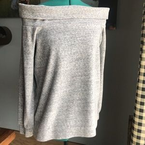 Ann Taylor Loft Velour Sweater